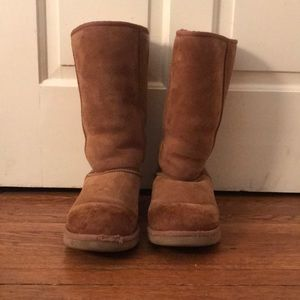 Uggs light brown